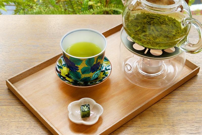 岡野園セレクト煎茶「誉」
