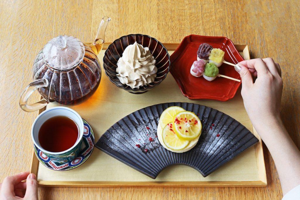 日本の「パスタ」・日本の「野菜」・日本の「甘味」を味わう『こなな』が2018年8月1日(水)、ミント神戸にグランドオープン!
