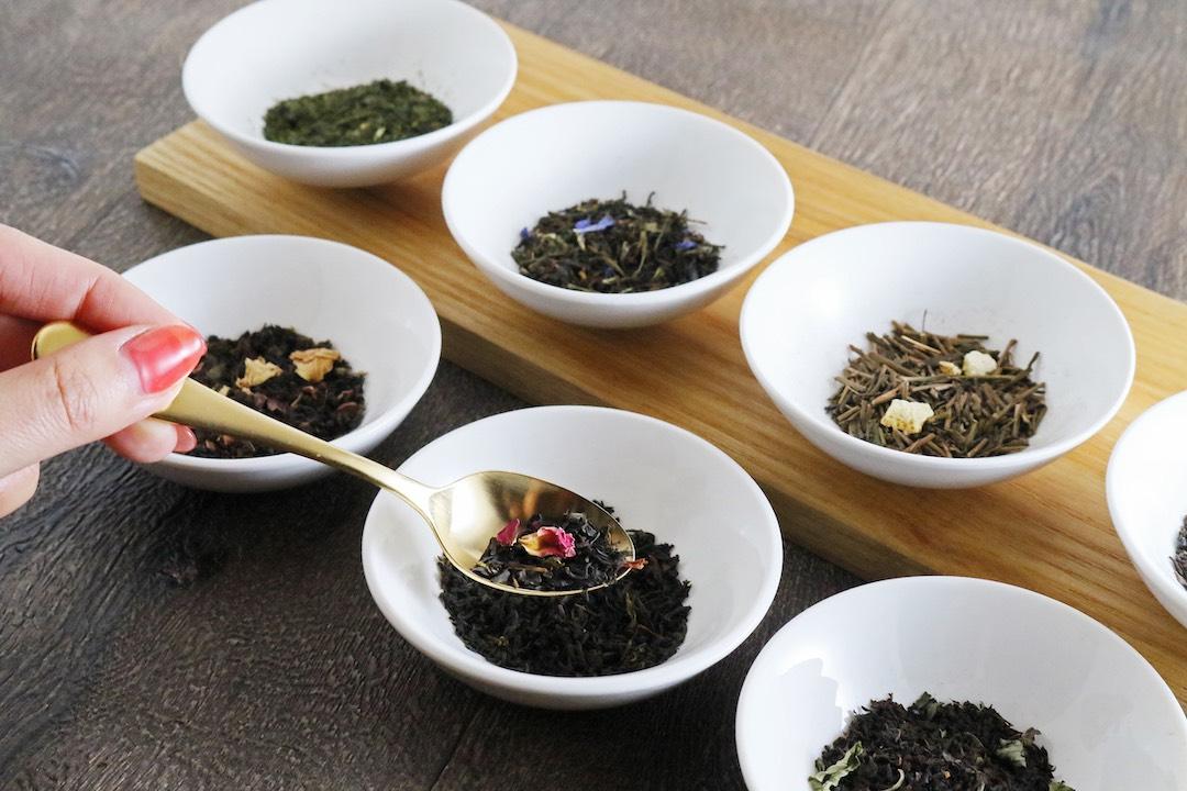 オリジナルブレンド「こなな茶」7種類